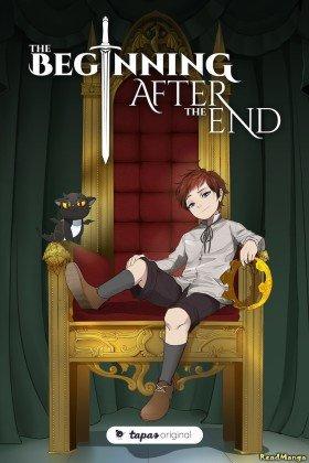 Начало после конца - Постер